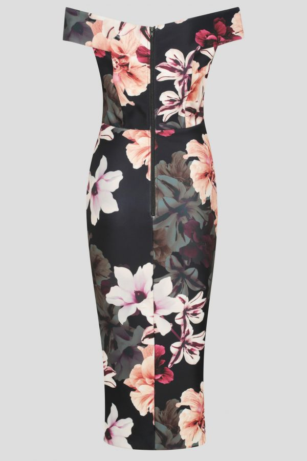 Bliss Dress Ladies Dress Colour is Blooming Bliss Prinp