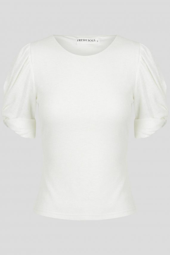 Nova Top Ladies Top Colour is White