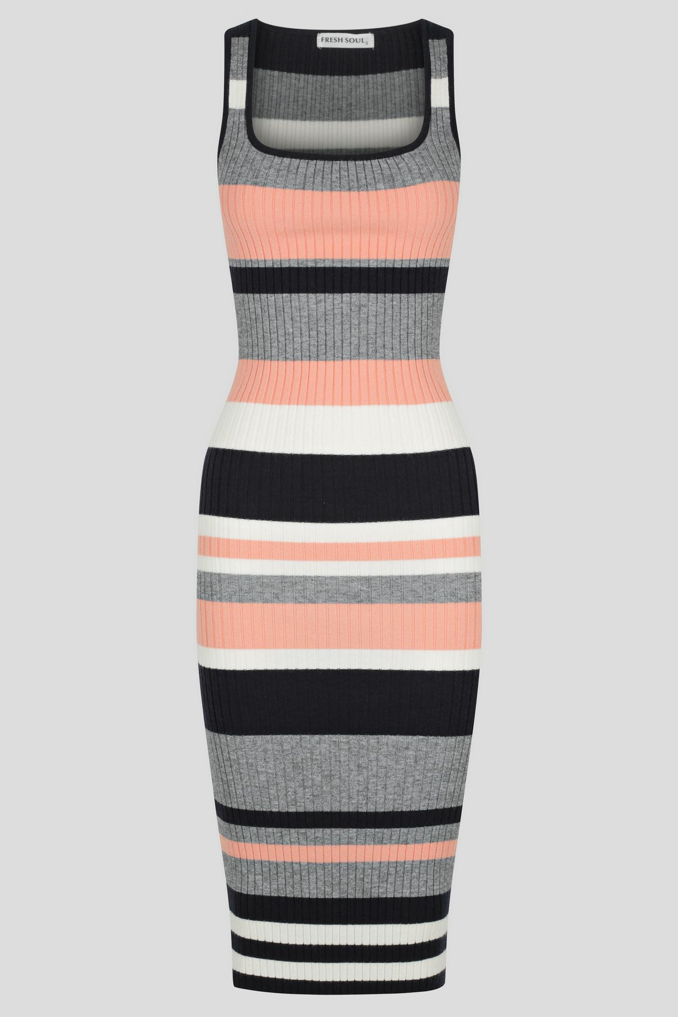 Itoro Knit Dress   Women's DRESSs at