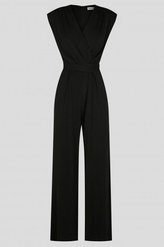 Madalena Jumpsuit Ladies Jumpsuit Colour is Black