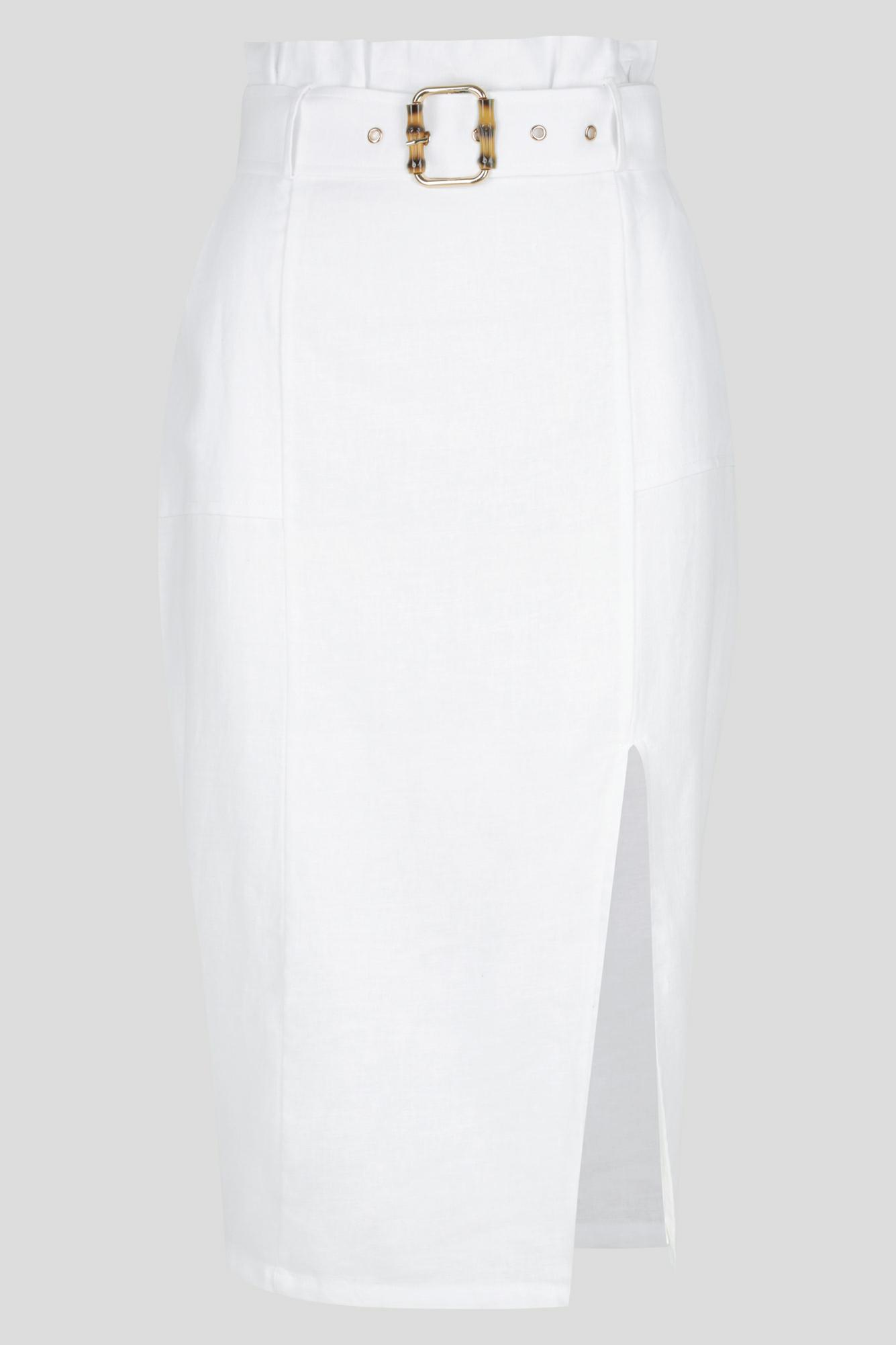 Alianca Skirt Ladies Skirt Colour is White