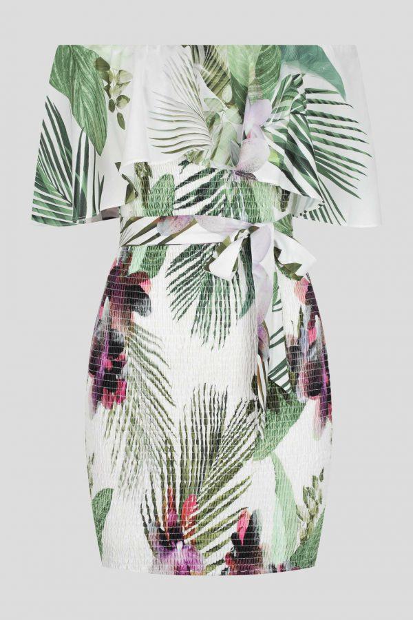 Arcadia Dress Ladies Dress Colour is Arcadia Print