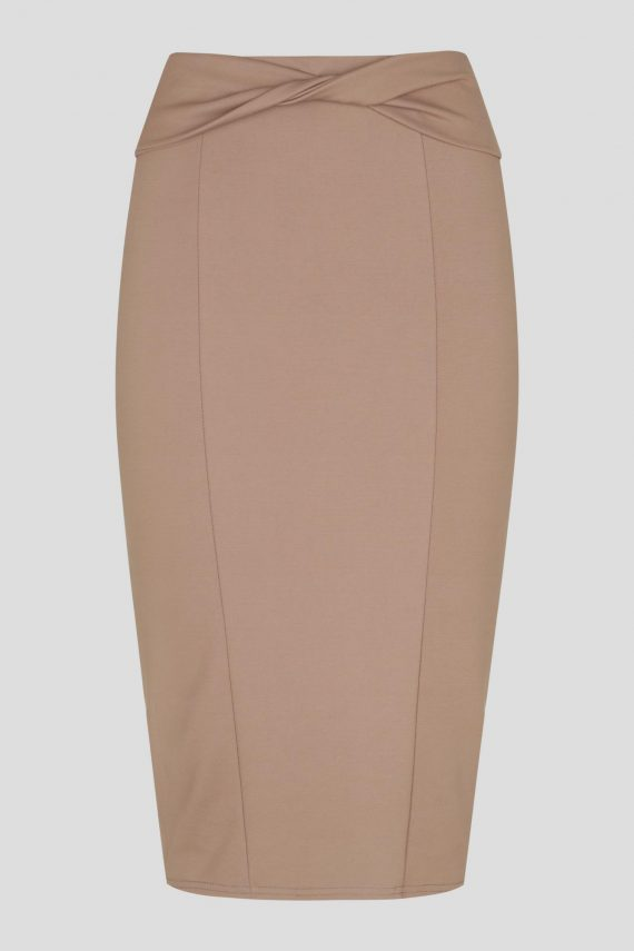Idol Skirt Ladies Skirt Colour is Mocha