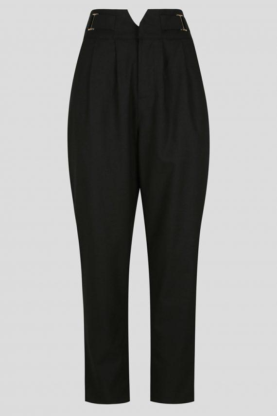 Teresa Pant Ladies Pants Colour is Black