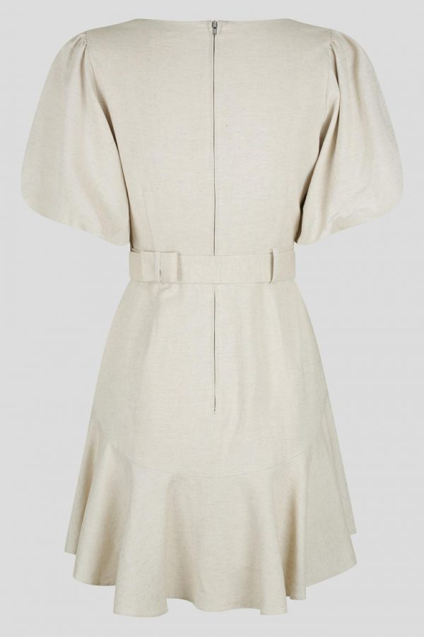 Nazare Dress Ladies Dress Colour is Beige