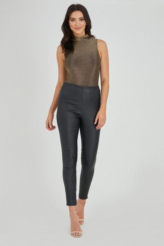 Liasion Pants Ladies Pants Colour is Black