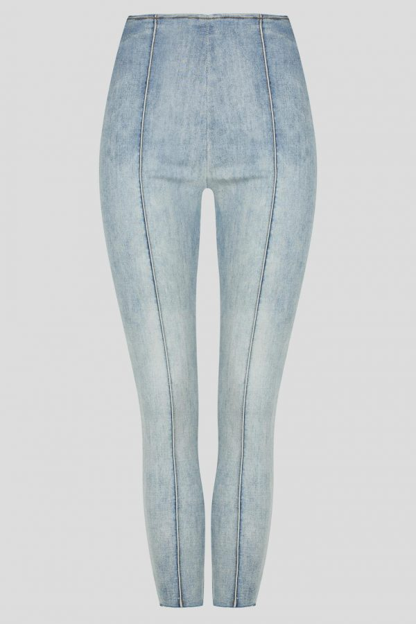 Castara Jean Ladies Jeans Colour is Light Blue