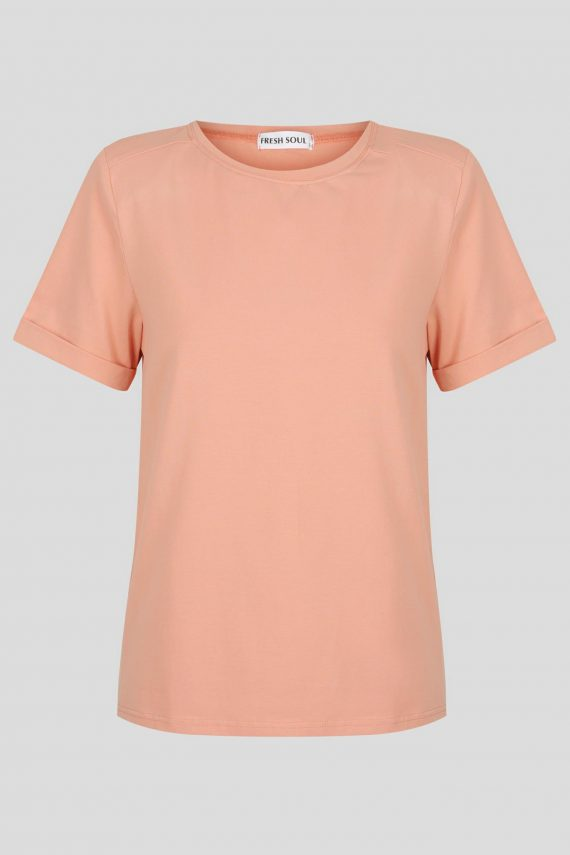 Vereda Top Ladies Top Colour is Peach