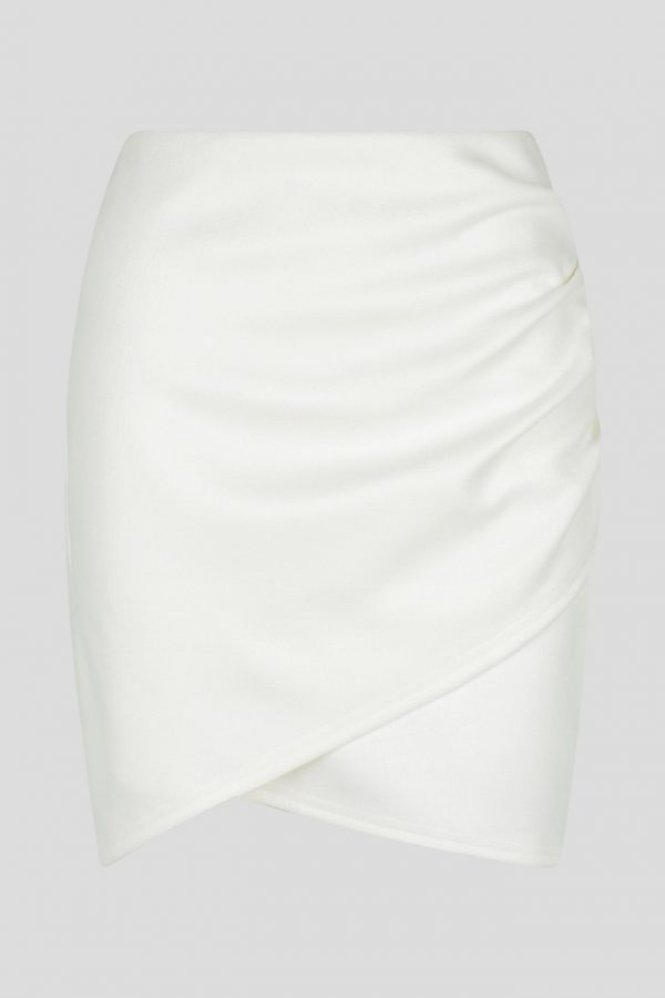 Catarina Skirt Ladies Skirt Colour is White