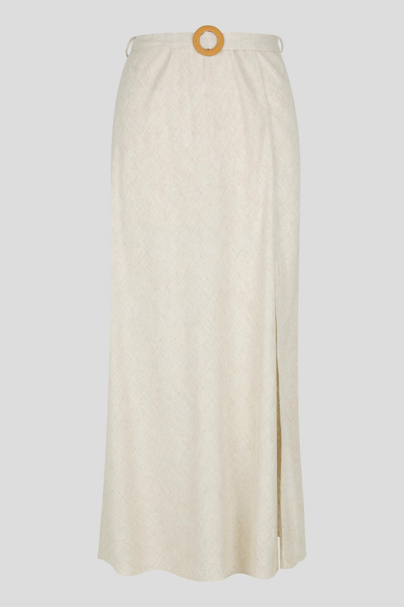 Arinos Skirt Ladies Skirt Colour is Beige