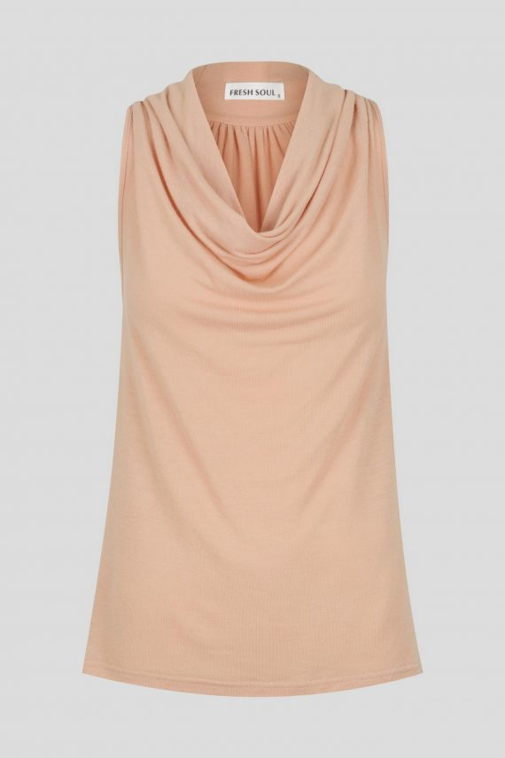 Colina Top Ladies Top Colour is Blush