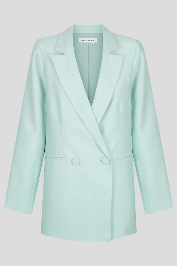 Pasadena Jacket Ladies Jacket Colour is Seafoam