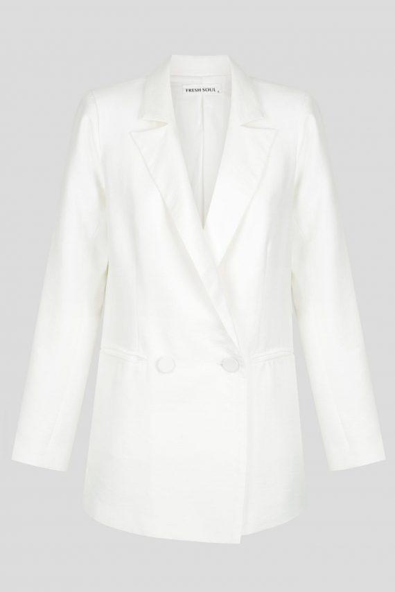 Pasadena Jacket Ladies Jacket Colour is White