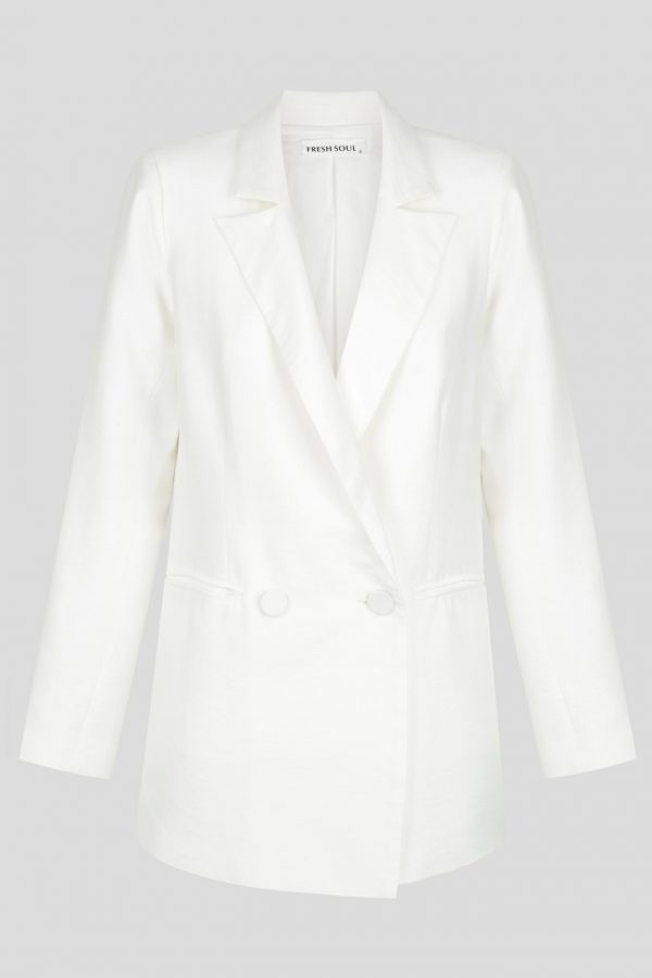 Pasadena Jacket Ladies Jacket Colour is White