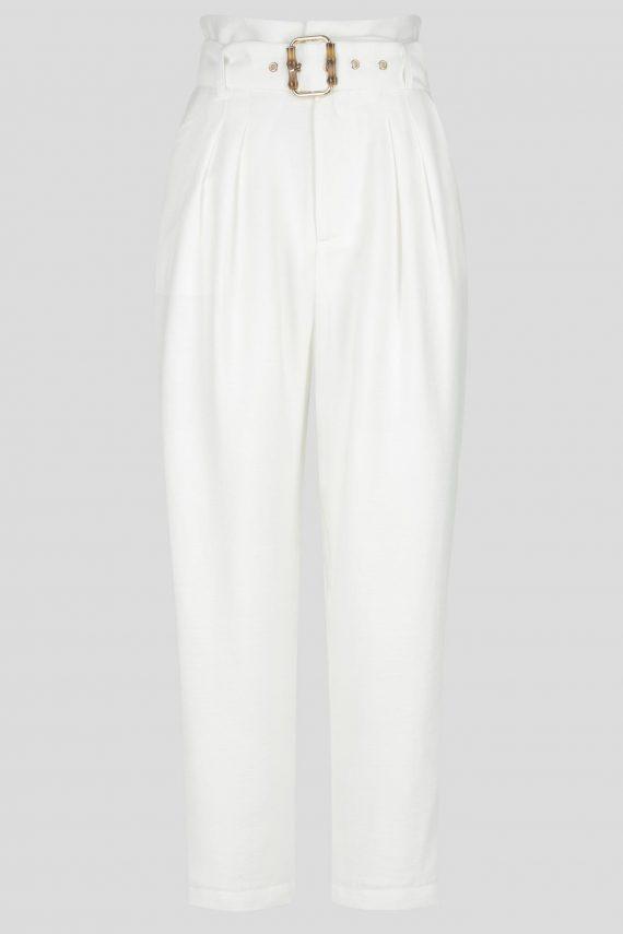 Pasadena Pant Ladies Pants Colour is White