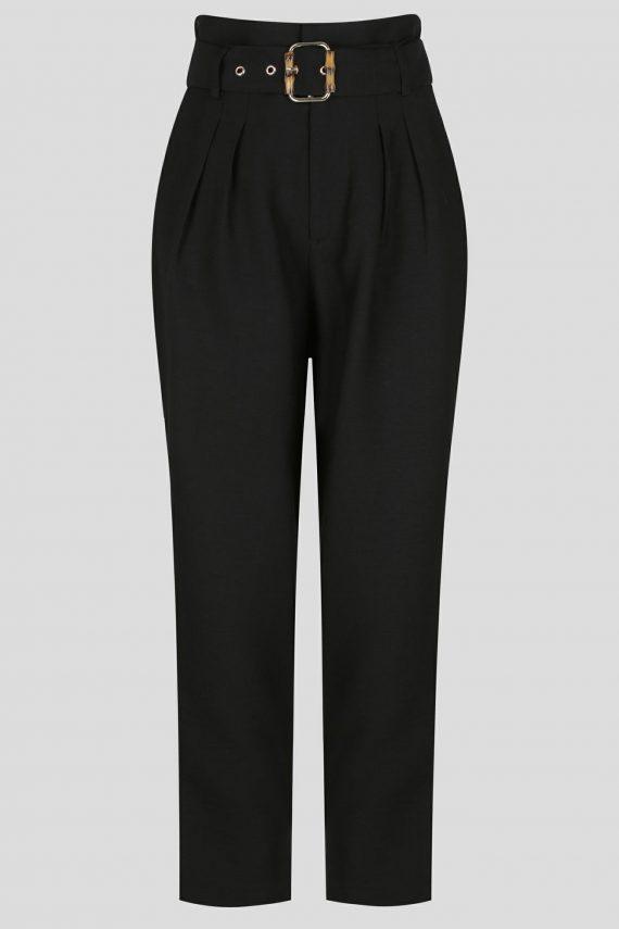 Pasadena Pant Ladies Pants Colour is Black