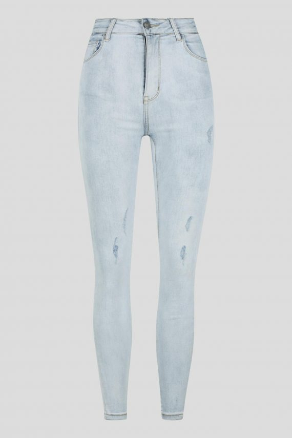 Arcata Jean Ladies Jeans Colour is Lightblue