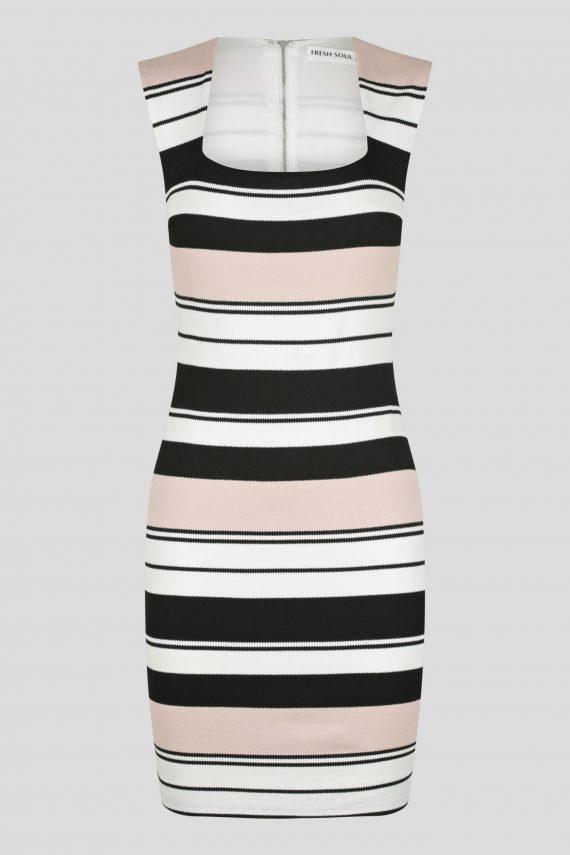 Presidio Dress Ladies Dress Colour is Stripe