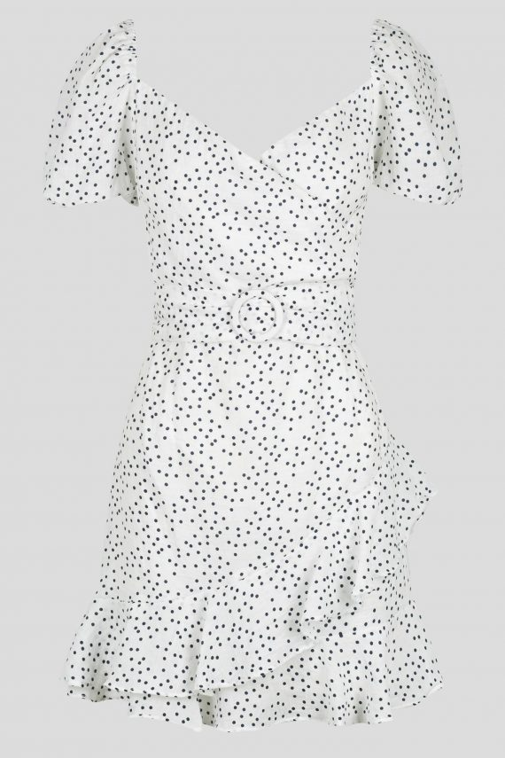Manteca Dress Ladies Dress Colour is White