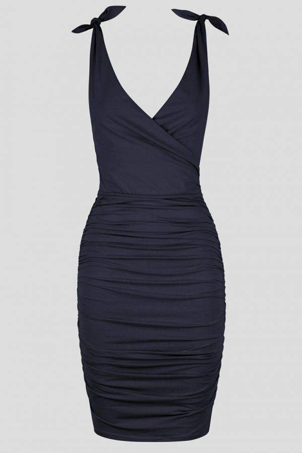 Sunrise Bay Dress Ladies Dress Colour is Navy