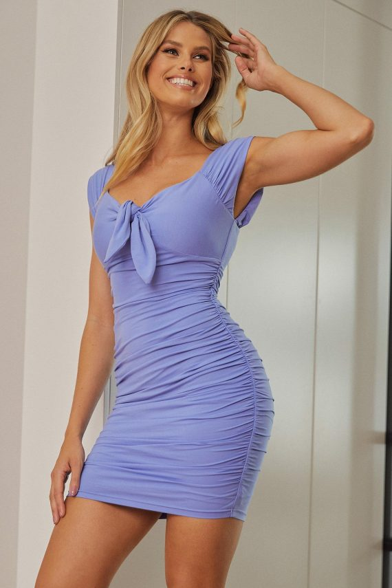 Orita Dress Ladies Dress Colour is Lavender
