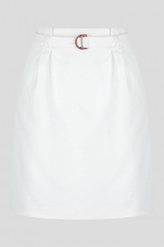 Tangara Skirt Ladies Skirt Colour is White