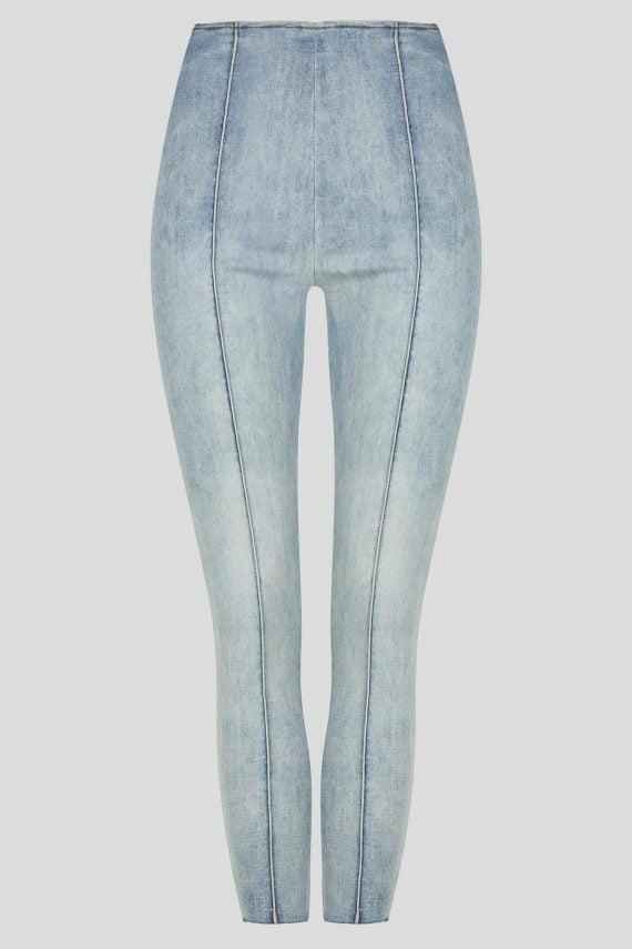 Castara Jean Ladies Jeans Colour is Light Blue