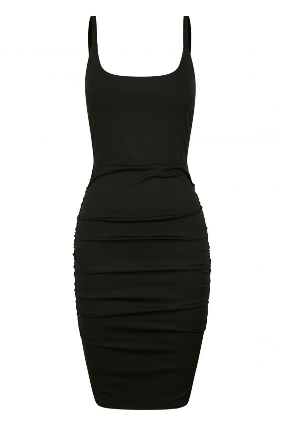 Los Angeles Dress Ladies Dress Colour is Black