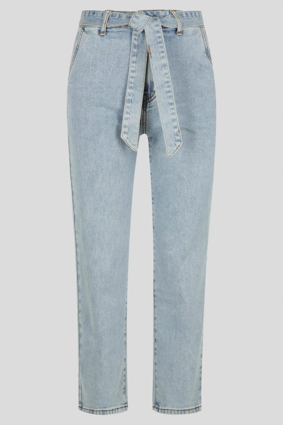 Delfina Jean Ladies Jeans Colour is Blue