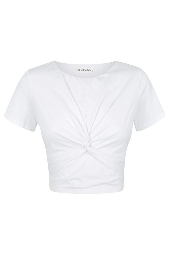 Romano Top Ladies Top Colour is White