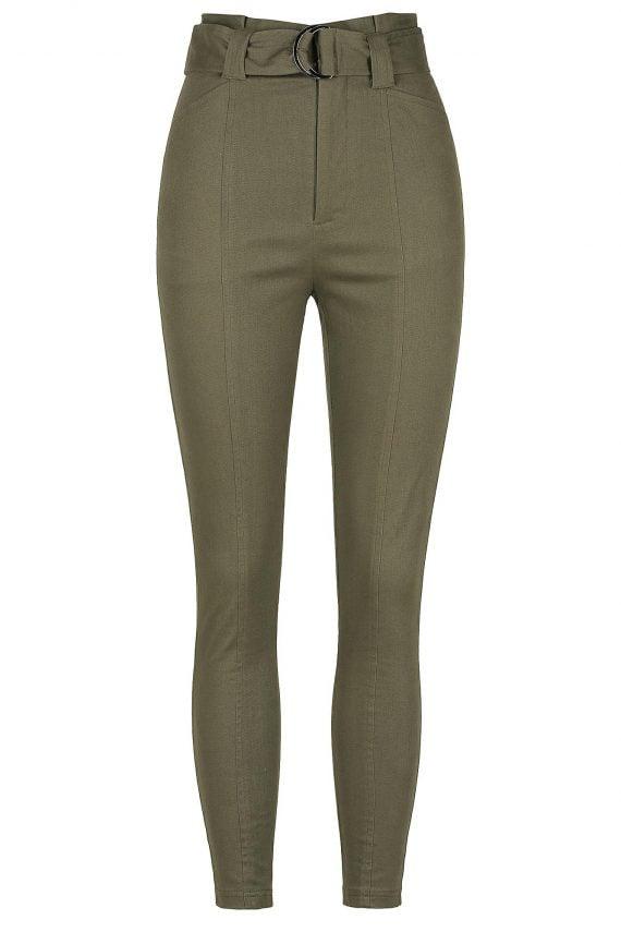 Zenia Pant Ladies Pants Colour is Khaki