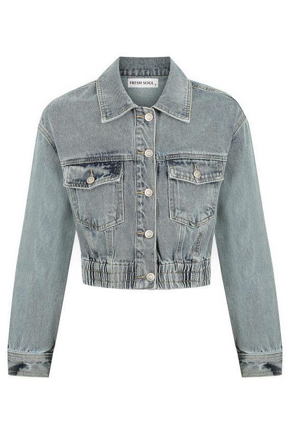 Avenue Jacket Ladies Jacket Colour is Blue