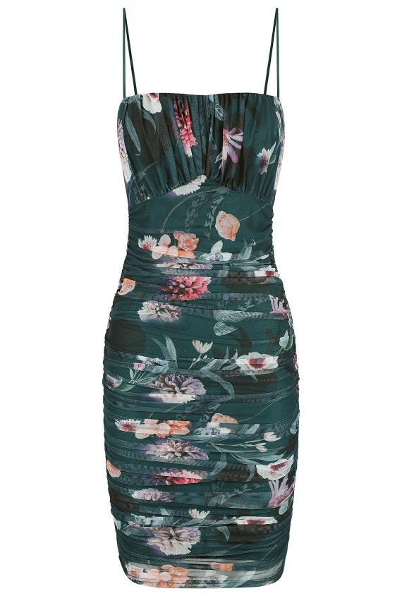 Secret Garden Dress Ladies Dress Colour is Secret Garden Print