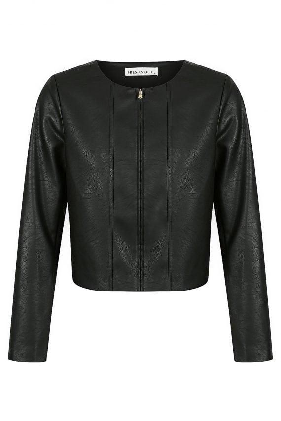 Galliano Jacket Ladies Jacket Colour is Black