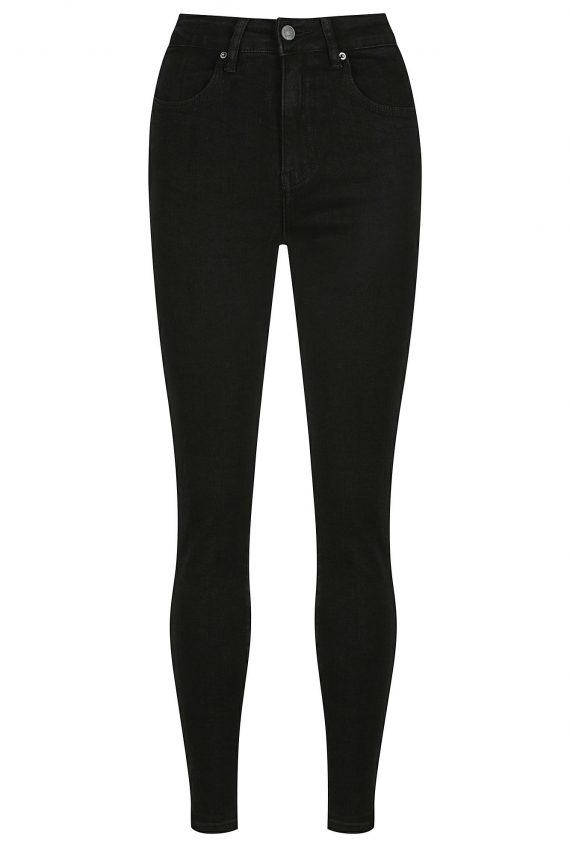 Tecopa Jean Ladies Jeans Colour is Black