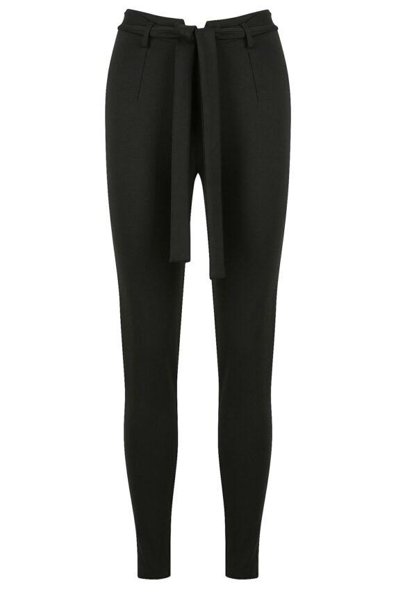 Trebbiano Pant Ladies Pants Colour is Black