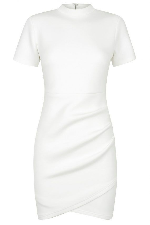 Marilia Dress Ladies Dress Colour is White