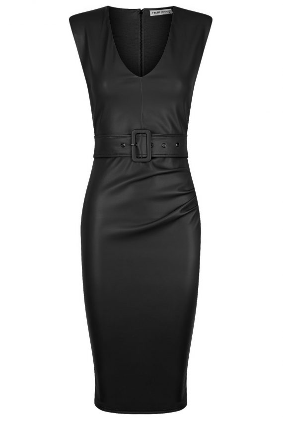 Manor Dress Ladies Dress Colour is Black