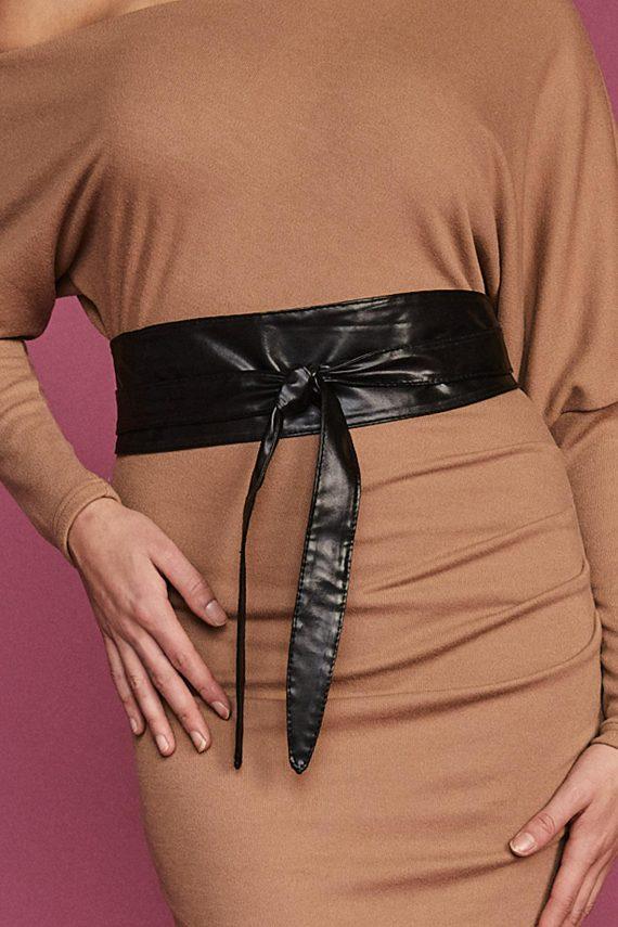 Carolan Belt Ladies Belts Colour is Black