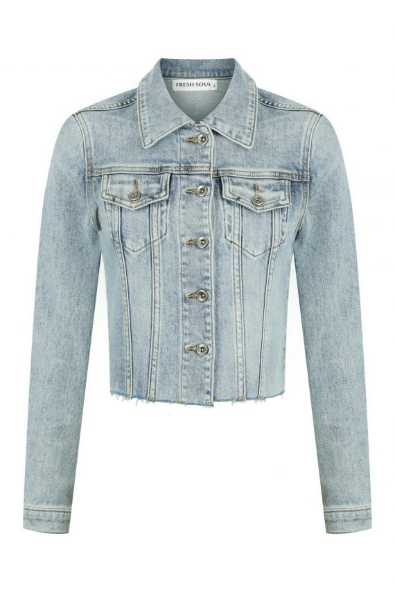 Inverno Jacket Ladies Jacket Colour is Grey Blue