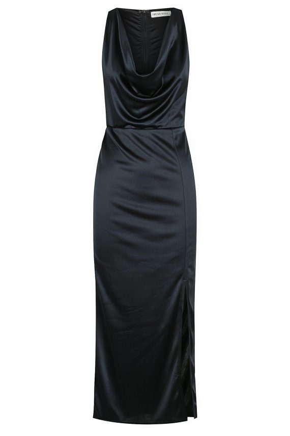 Tavira Dress Ladies Dress Colour is Navy