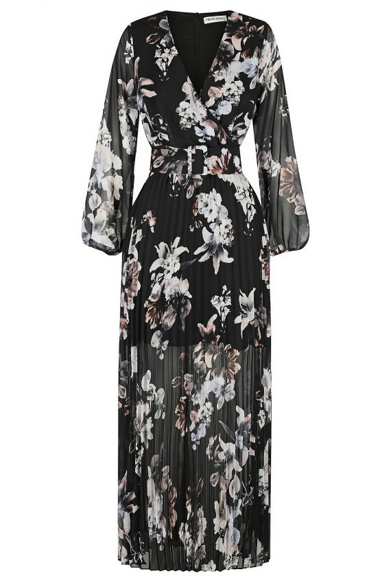 Mysterious Maxi Ladies Dress Colour is Mysterious Utopia