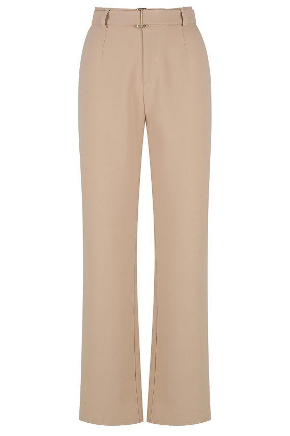 Milano Pant Ladies Pants Colour is Camel