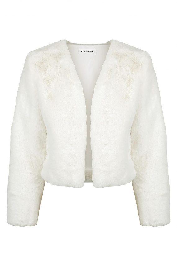 Jasmine Jacket Ladies Jacket Colour is White
